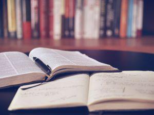 Domowa biblioteczka w małym mieszkaniu