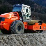 Grunt pod projekty budowlane – Mini walce