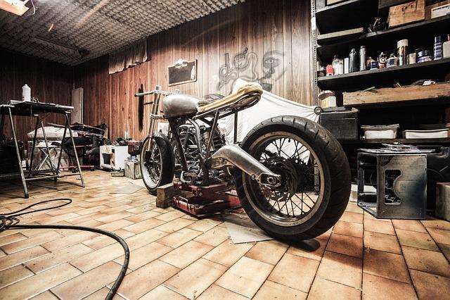 Jak urządzić garaż – w jaki sposób utrzymać porządek w garażu