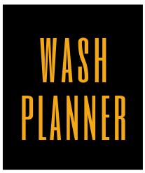 washplanner