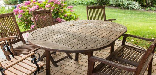 Meble ogrodowe – czym kierować się przy zakupie najlepszych elementów?