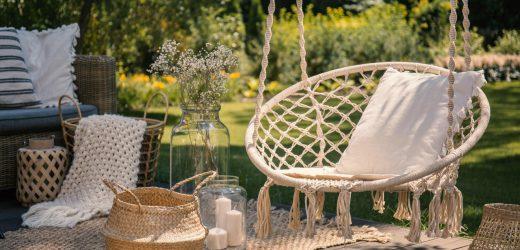 Strefa relaksu w ogrodzie. Zobacz, jak ją zaaranżować!