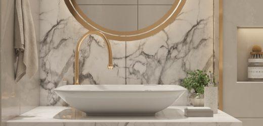 Przegląd płytek łazienkowych – 3 najpopularniejsze rodzaje